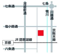 新下京センター地図