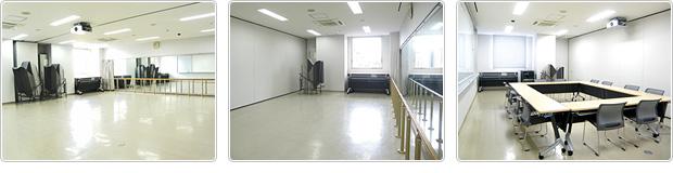 中会議室A・B