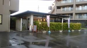 食堂会場 香東園やましなTSUBAKI